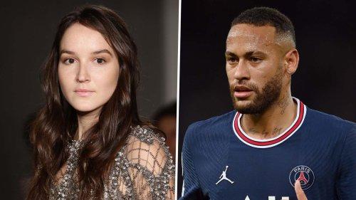 L'actrice Anaïs Demoustier sous le charme de Neymar   Goal.com