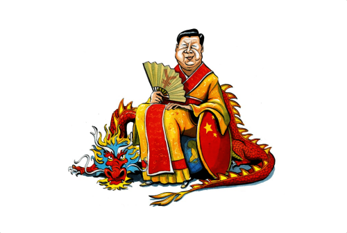What kind of empire is China building?