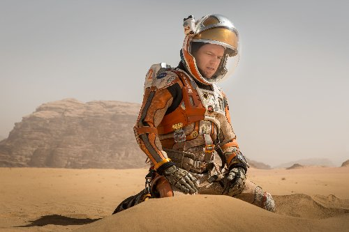10 films about space
