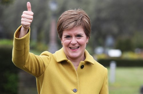 The wrath of Nicola Sturgeon