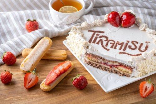 Erdbeer Tiramisu – traumhaftes Dessert Rezept mit frischen Erdbeeren