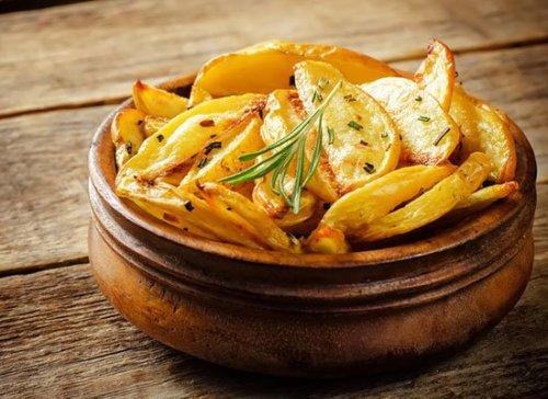 Ofenkartoffeln - einfaches & schnelles Rezept Schritt für Schritt