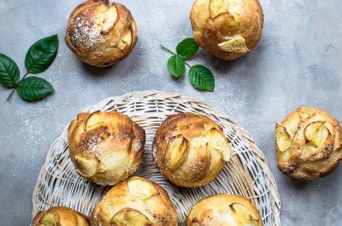 Apfelmuffins – das perfekte Rezept für leckeres Gebäck mit Äpfeln