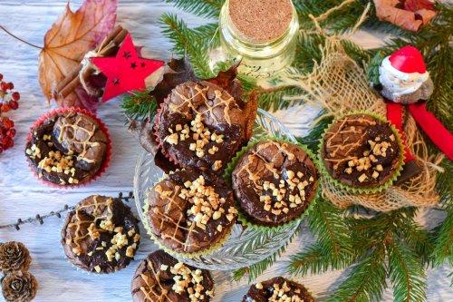 Gewürzmuffins – feines Weihnachtsgebäck zum Verschenken