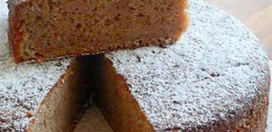 Chestnut Cake: Recipe