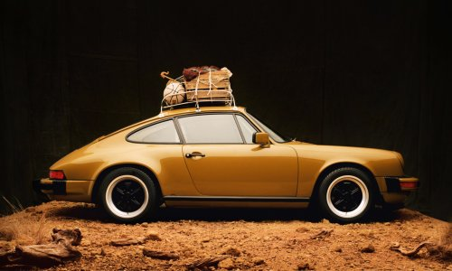 The Aimé Leon Dore Porsche 911SC | Cool Material