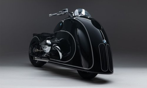 "BMW Motorrad X Kingston Custom ""Spirit of Passion"" R18 | Cool Material"