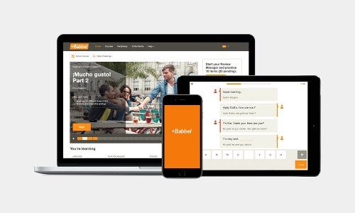 Today's Steals (4.8.2021): Babbel Language Learning Lifetime Subscription – 60% Off ++ | Cool Material