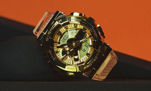 Casio G-SHOCK Skeleton Gold Series | Cool Material