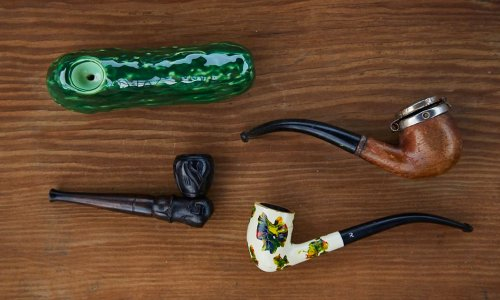 Dad Grass Launches Vintage Pipe Shop | Cool Material