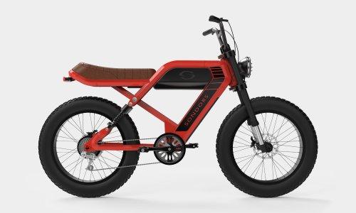 Sondors MadMods Customizable Mopeds | Cool Material