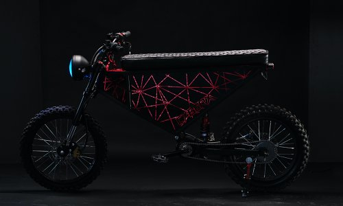 The Xion CyberX eBike Looks Like Its From the Future | Cool Material