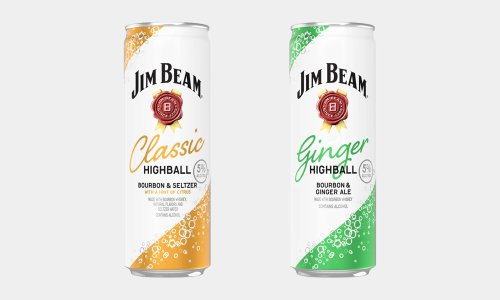 Jim Beam Is Expanding Their Line of Ready To Drink Cocktails With Two New Bourbon Highballs | Cool Material