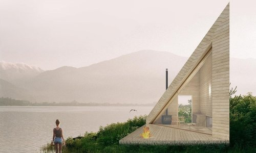 The 'Minimal Hut Collection' Will Deliver 100 Different Micro Home Designs | Cool Material