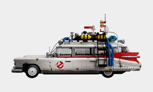 LEGO Ghostbusters Ecto-1 | Cool Material