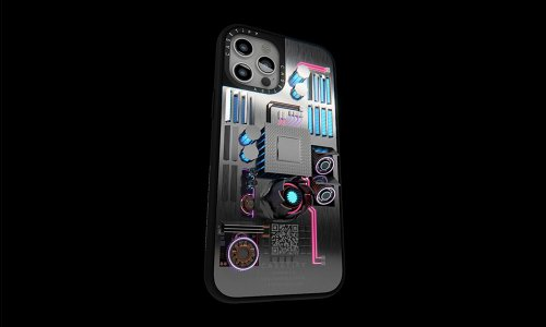 Casetify NFT Collectible and Custom Stainless Phone Case | Cool Material