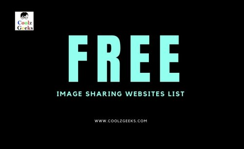 Image Sharing Websites For SEO in 2021, Free High DA Sites List
