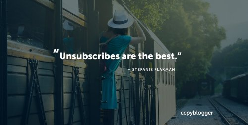What People Actually Want to Avoid (It's Not Marketing and Selling) - Copyblogger