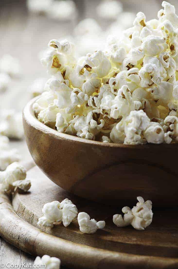 Make Instant Pot Popcorn