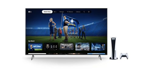 PlayStation 5 Customers Get 6 Months of Apple TV+ for Free