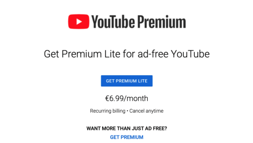 YouTube is Testing a 'Premium Lite' Subscription for Ad-Free Viewing | Cord Cutters News