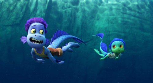 What to Watch This Weekend: Disney and Pixar's 'Luca,' Kevin Hart's 'Fatherhood' & More