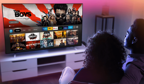 Save on Amazon Fire TV Smart TVs and Streaming Devices at Amazon & Best Buy This Week