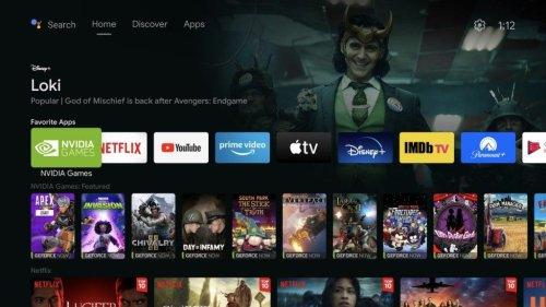 Latest Android TV Update Brings Discover Tab, More Content Suggestions to Nvidia Shield TV