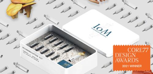 Internet of Mycelium - by Helen Chen / Core77 Design Awards