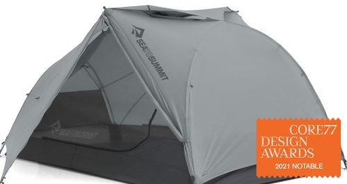 Telos TR2 Tents - by Torie Dye / Core77 Design Awards