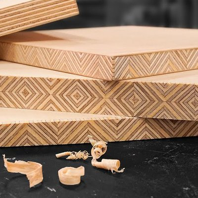Michael Alm's Elaborately-Made Plywood Edge Banding - Core77
