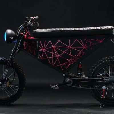 Crowdfunding Smash: The Rectilinear XION CyberX E-Bike Hits $1 Million and Climbing - Core77