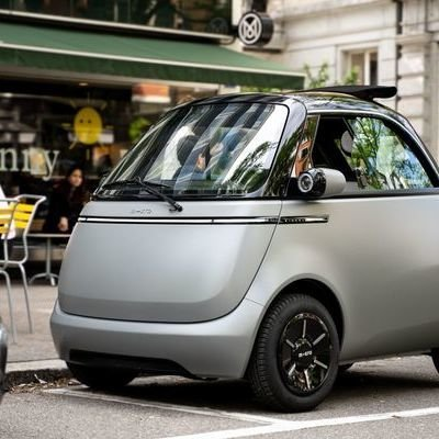 A Micro-Car That You Enter Through the Front of the Vehicle - Core77