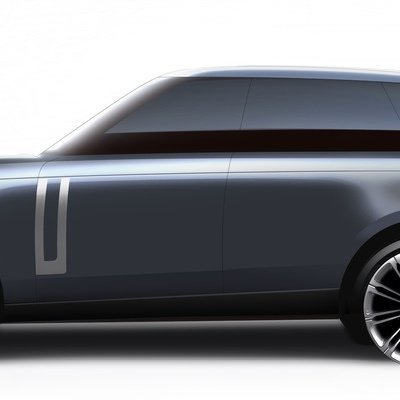 Breath of Fresh Air: The New Range Rover is a Minimalist Work of Art - Core77