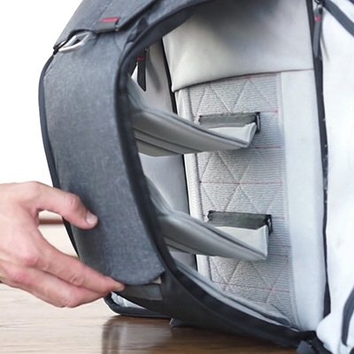 Peak Design's Everyday Backpack Might Be the Most Intelligently Designed Bag I've Ever Seen - Core77