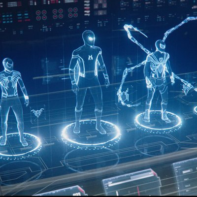The Design Firm Behind Those Futuristic User Interfaces in the Marvel Cinematic Universe - Core77