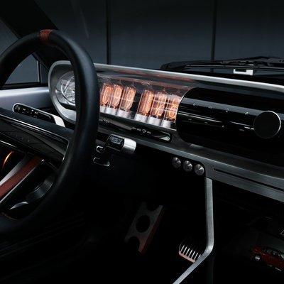With Retro-Futuristic Pony, Hyundai Revisits Giugiaro--in All-Electric Form - Core77