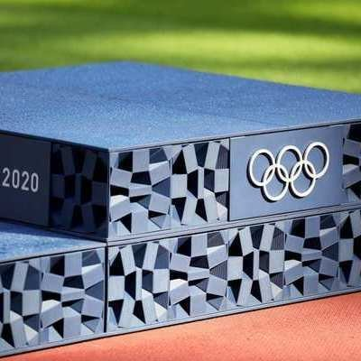 The Recent Evolution of Olympic Podium Designs - Core77