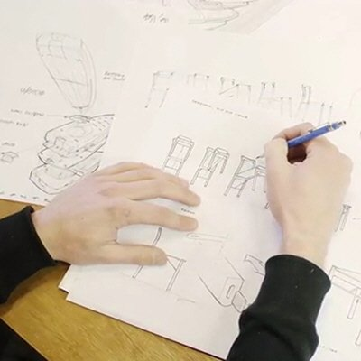 New Book Illustrates Different Sketching Processes Used by Industrial Designers - Core77