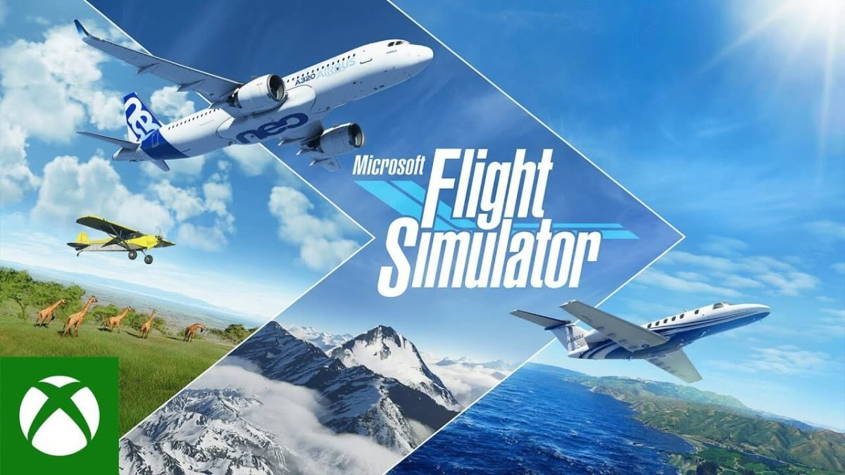 Microsoft Flight Simulator Arrives with New Features on Xbox