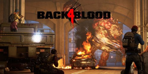 Back 4 Blood Release Date, CO-OP Details and More