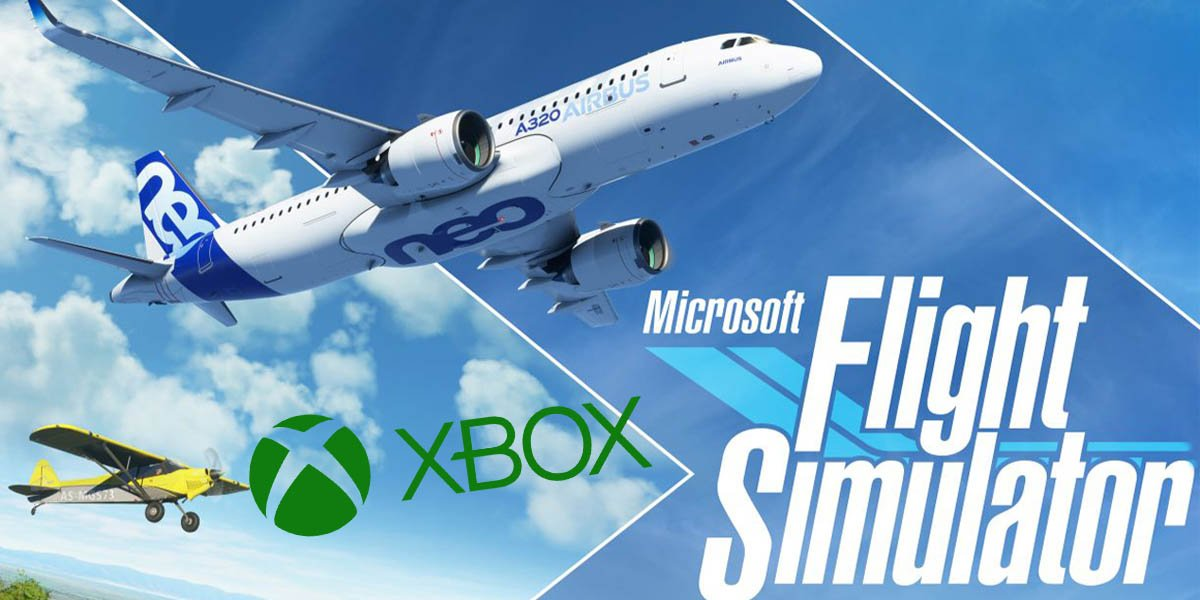 Microsoft Flight Simulator Xbox Series X S Release Date Revealed