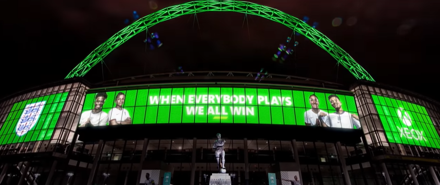 Xbox Becomes the Official Gaming Partner for the England Football Teams | Core Xbox