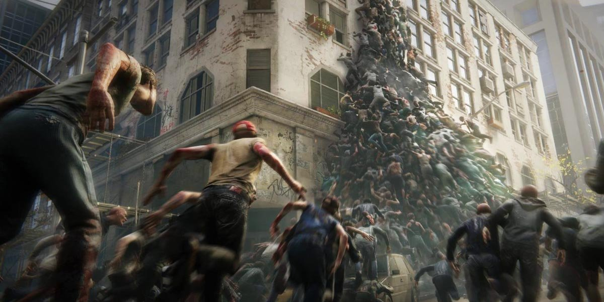World War Z Review, Classes and Gameplay   Core Xbox