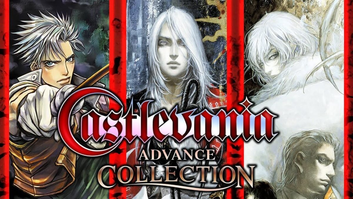 Castlevania Advance Collection Available Now on Xbox - Core Xbox