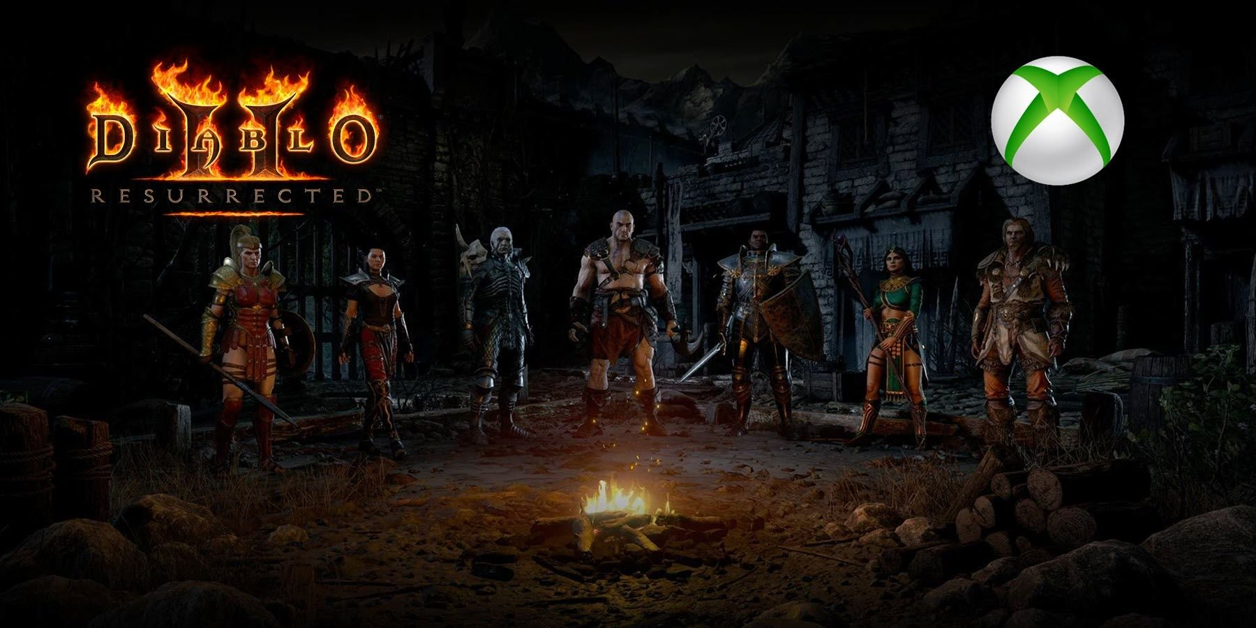 Diablo II: Resurrected is Out for Xbox Consoles - Core Xbox