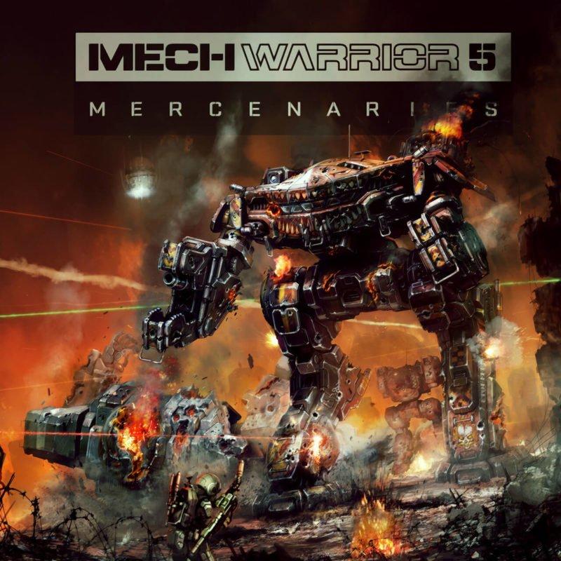 MechWarrior 5: Mercenaries Release on May 27 for Xbox