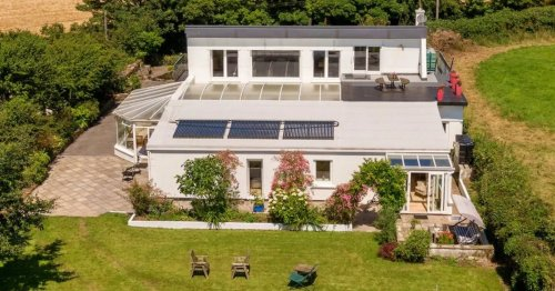House full of surprises including indoor pool and sauna up for sale in East Cork