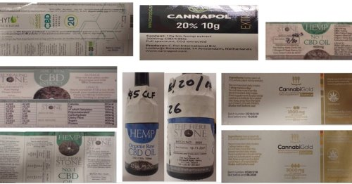 cannabis products recalled because of 'unsafe levels' of psychoactive ingredient