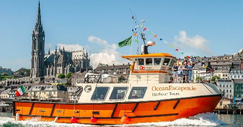 New harbour pleasure cruise service to link city with Cobh, Spike and Crosser